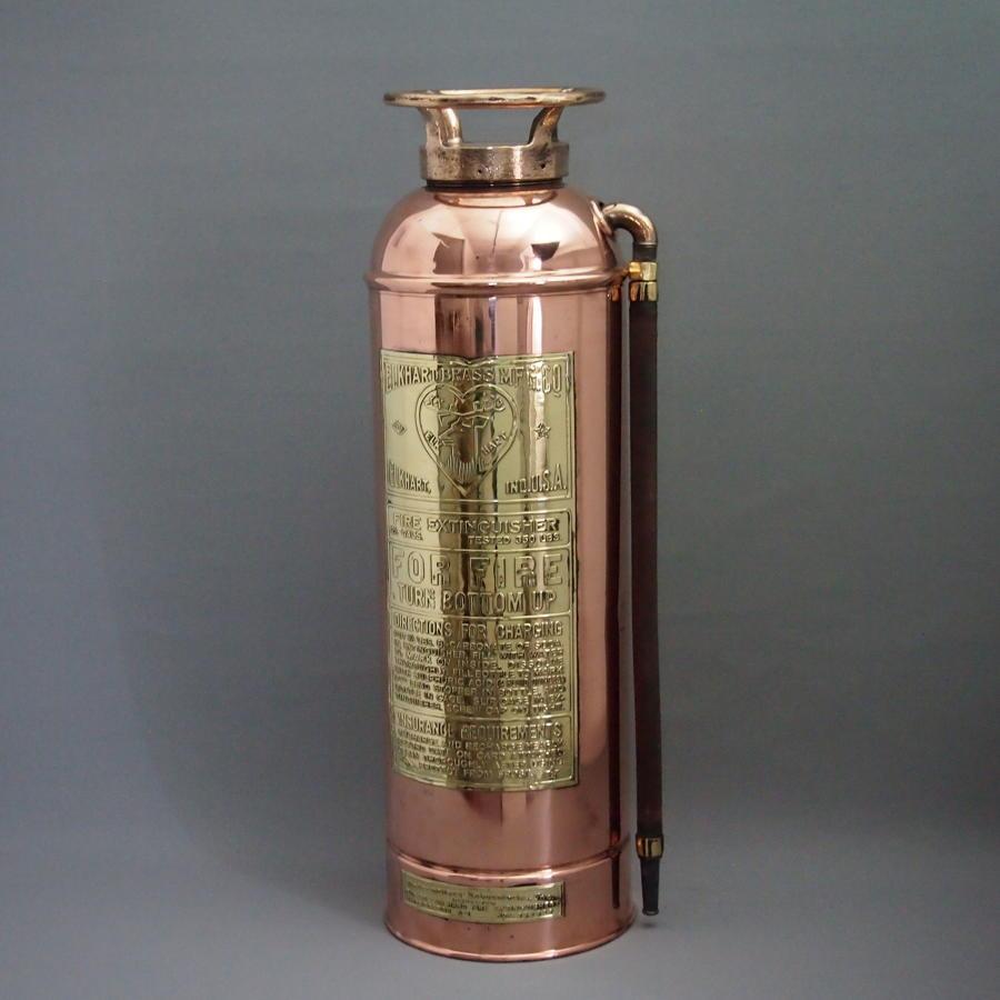 Fire Extinguisher USA
