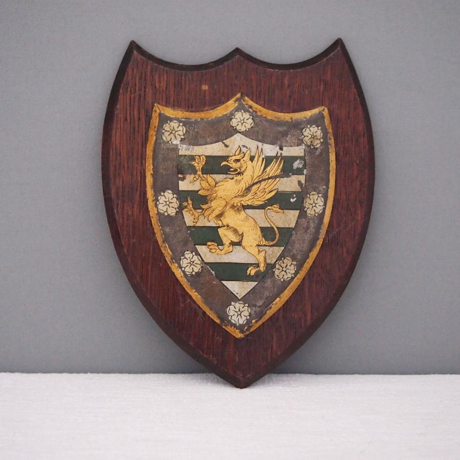 Oxford College University Crest C1910