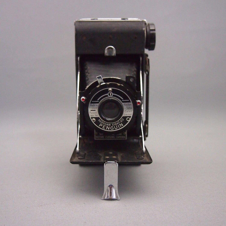 Folding Vintage Kershaw Camera
