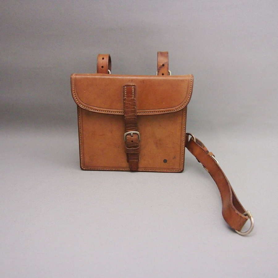 Antique Victorian Leather Sporting Case ,W8664